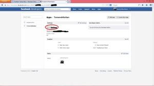 Integrasi dengan Facebook 4